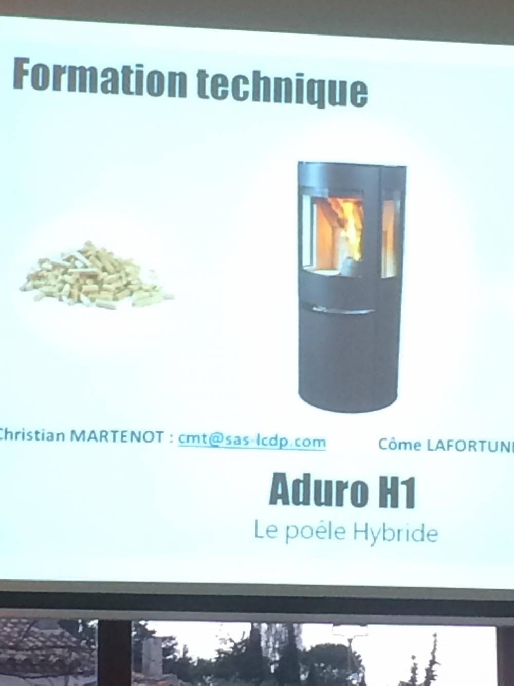 formation technique ADURO H1 hybride